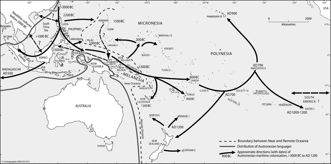 austronesian fmaily